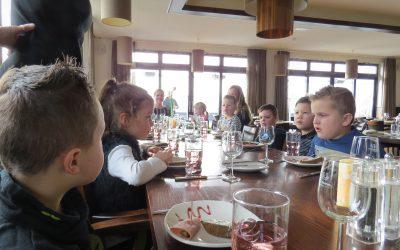 Bezoek aan restaurant Moeke Mooren